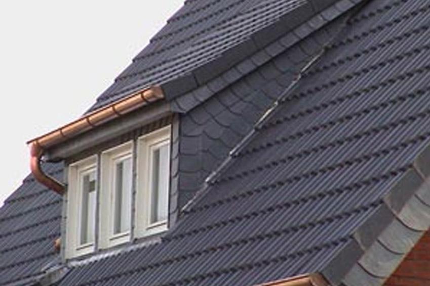 Umdeckung eines Daches Lorenz Bedachungen Osnabrück Land